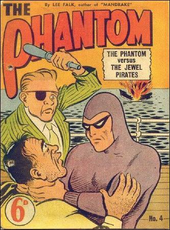 Phantom (1948) 4-A by Frew