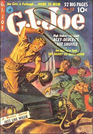 G.I. Joe (1951) 13-A