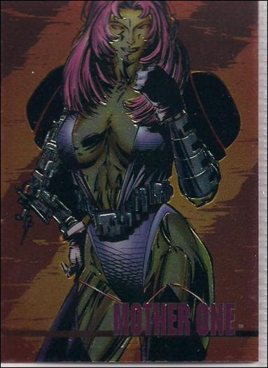 WildStorm: Set 1 (Base Set) 40-A by WildStorm