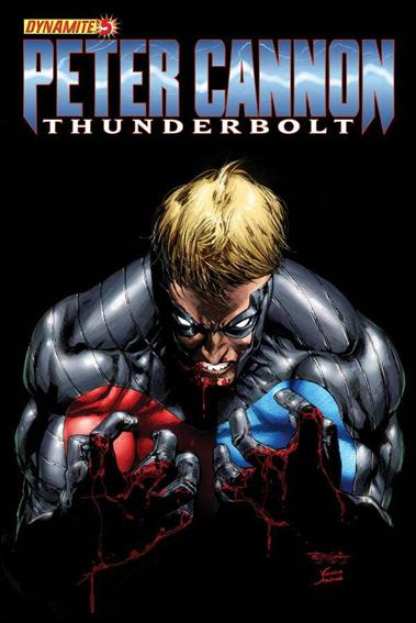 Peter Cannon: Thunderbolt 5-B by Dynamite Entertainment