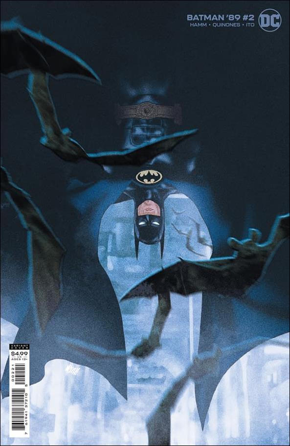 Batman '89 2-B by DC