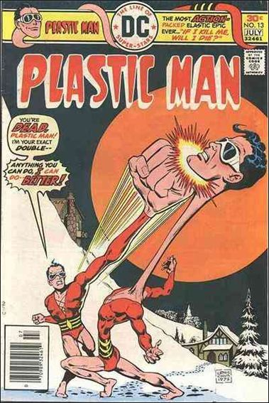 Plastic Man (1966) 13-A by DC