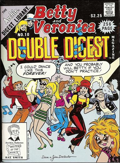 Betty and Veronica Double Digest 10-A by Archie