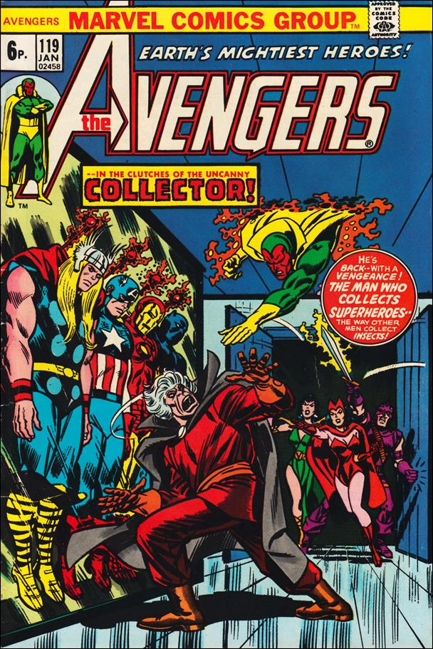 Avengers (1963) 119-B by Marvel