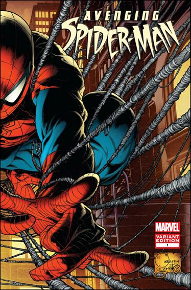 Avenging Spider-Man 1-E by Marvel