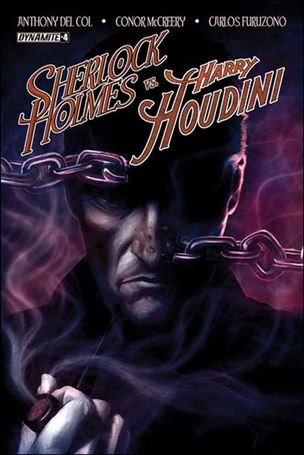 Sherlock Holmes vs. Harry Houdini 4-B