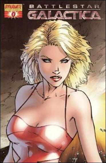 Battlestar Galactica (2006) 0-C by Dynamite Entertainment