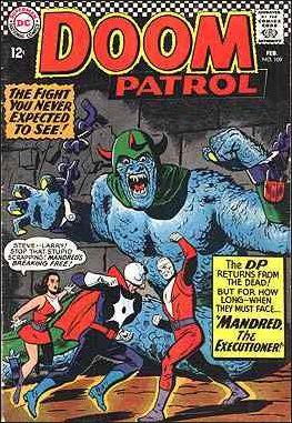Doom Patrol (1964) 109-A by DC