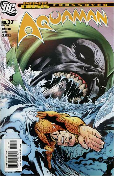 Aquaman (2003) 37-A by DC