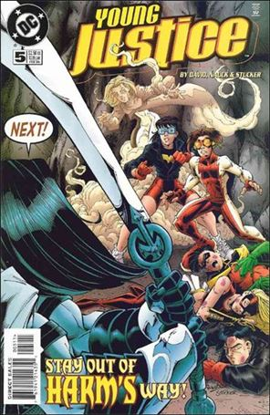 Young Justice (1998) 5-A