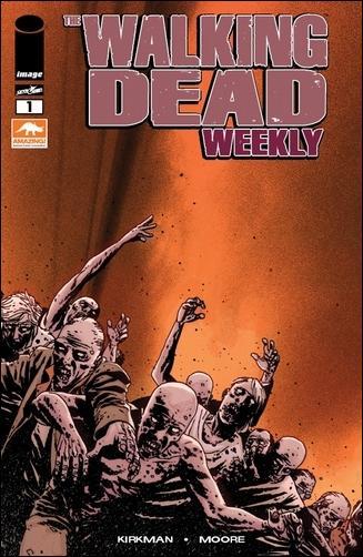 Walking Dead Weekly 1-B by Image