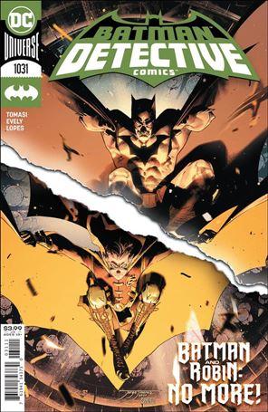 Detective Comics (1937) 1031-A