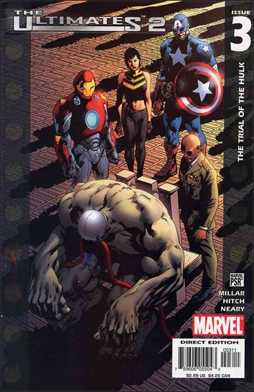 Ultimates 2 3-A by Marvel