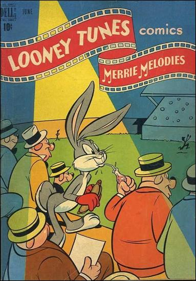 Looney Tunes and Merrie Melodies 92-A by Dell