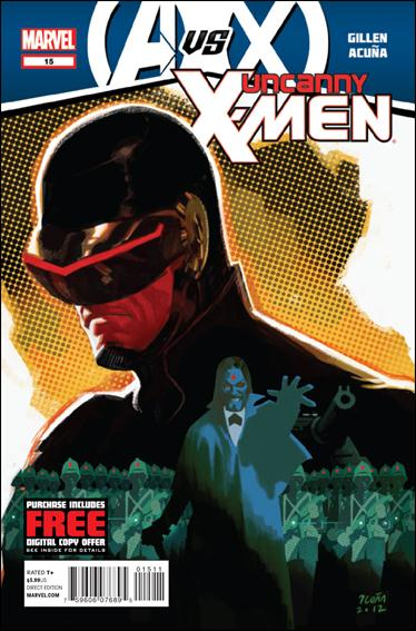 Uncanny X-Men (2012) 15-A by Marvel