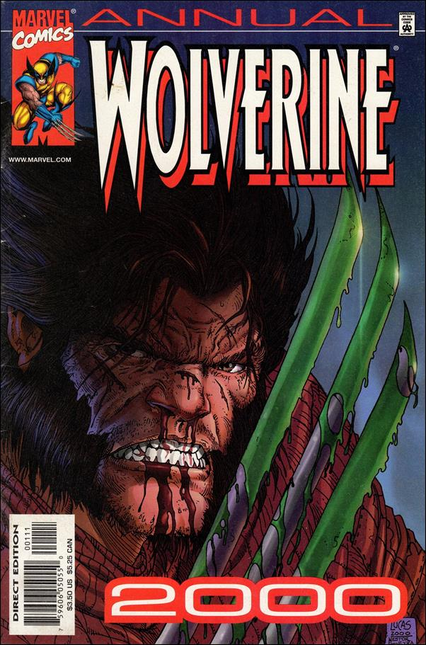 Wolverine Annual 2000-A by Marvel