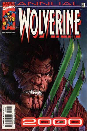 Wolverine Annual 2000-A