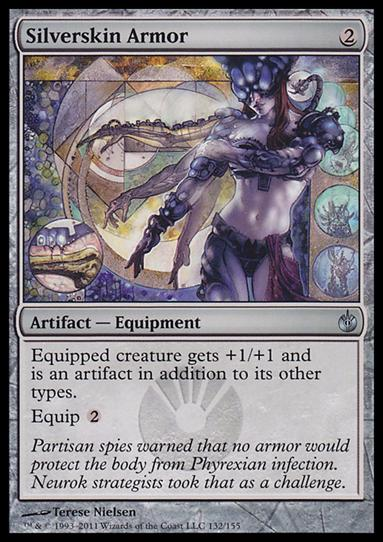 Magic the Gathering: Mirrodin Besieged (Base Set)132-A by Wizards of the Coast