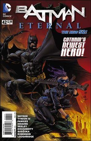 Batman Eternal 42-A
