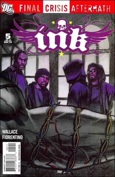 Final Crisis Aftermath: Ink 5-A by DC