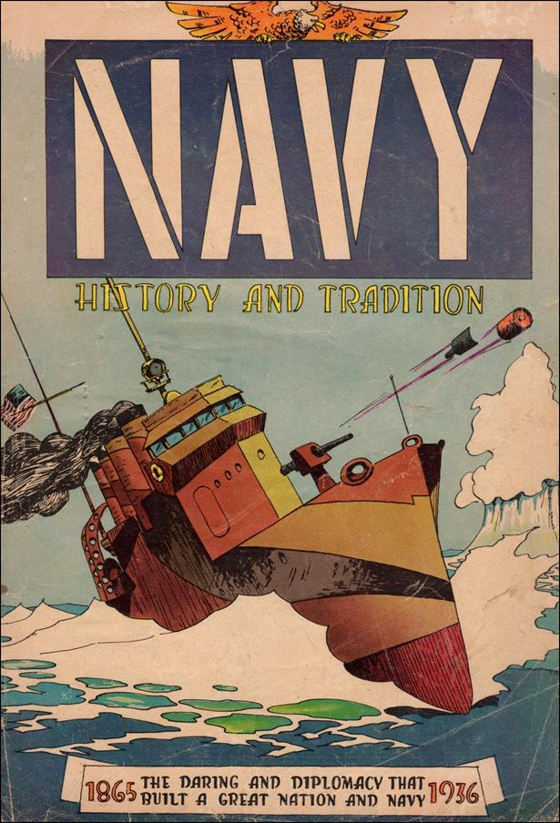 Navy History and Tradition 5-A by Stokes Walesby Co.