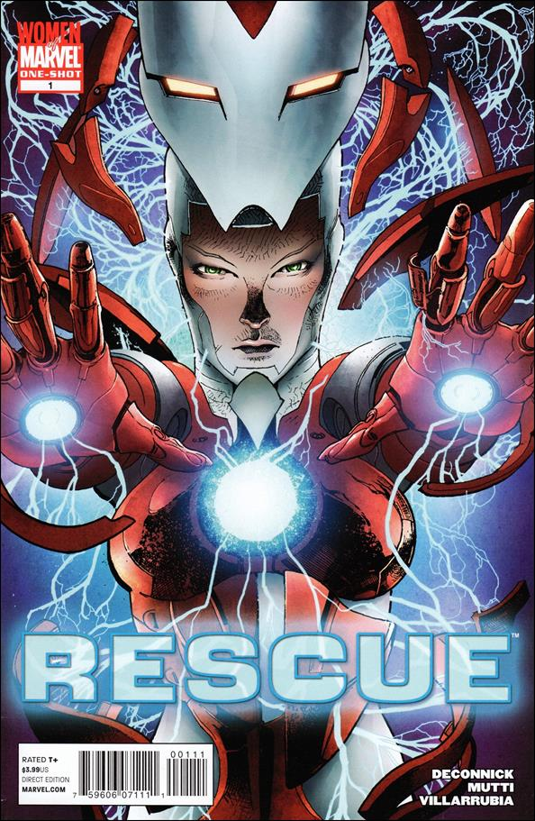 Rescue 1-A by Marvel