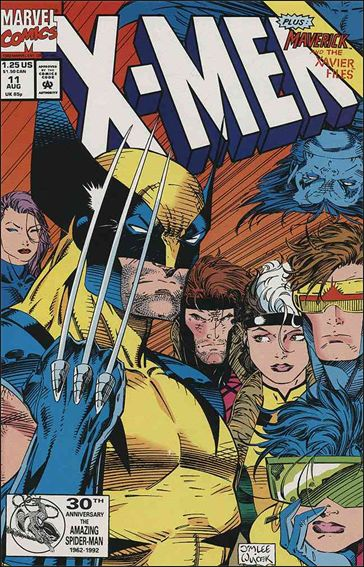 X-Men (1991) 11-A by Marvel