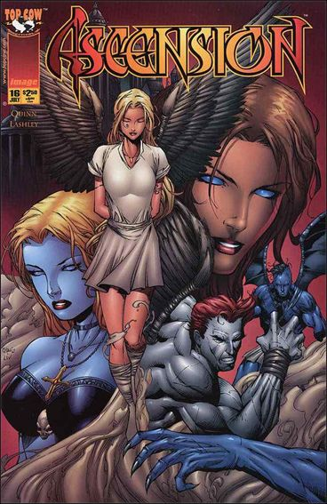 Ascension 16-A by Top Cow