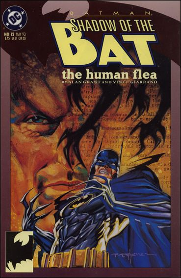 Batman: Shadow of the Bat 12-A by DC