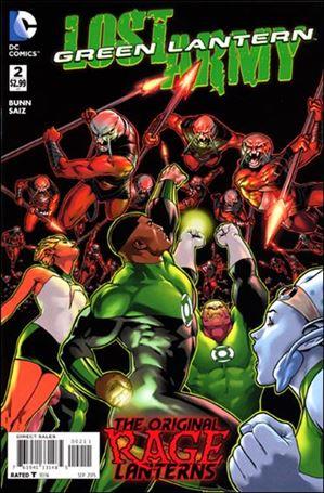 Green Lantern: Lost Army 2-A