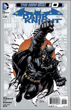 Batman: The Dark Knight (2011/11) 0-A