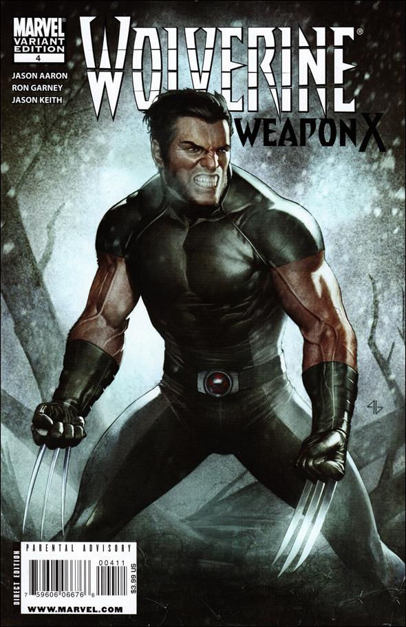 Wolverine: Weapon X 4-B by Marvel