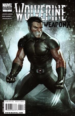 Wolverine: Weapon X 4-B