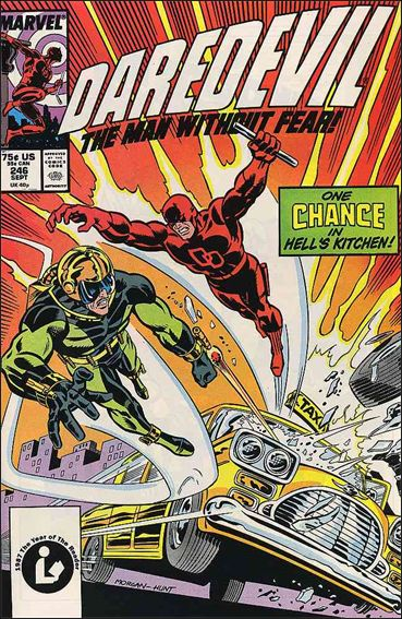 Daredevil (1964) 246-A by Marvel