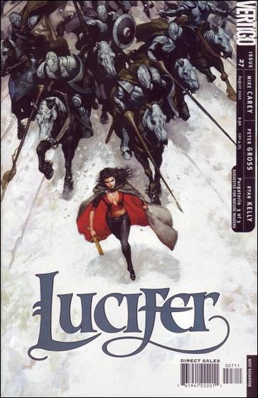 Lucifer (2000) 27-A by Vertigo