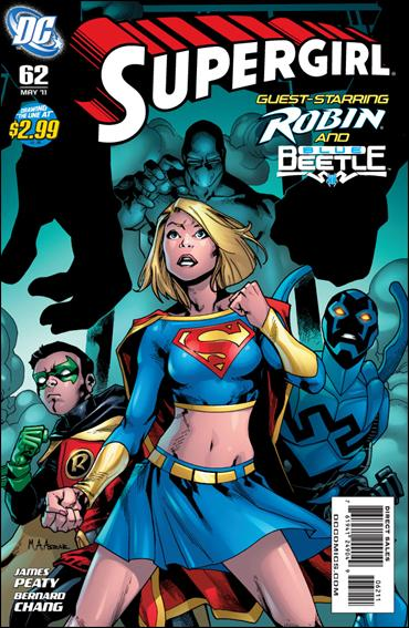 Supergirl (2005) 62-A by DC