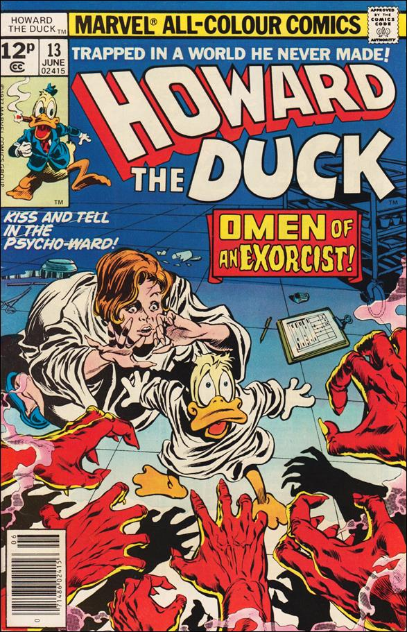 Howard the Duck (1976) 13-C by Marvel