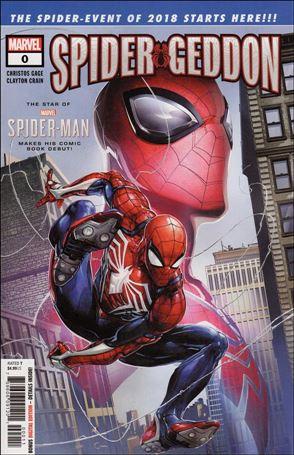Spider-Geddon 0-A