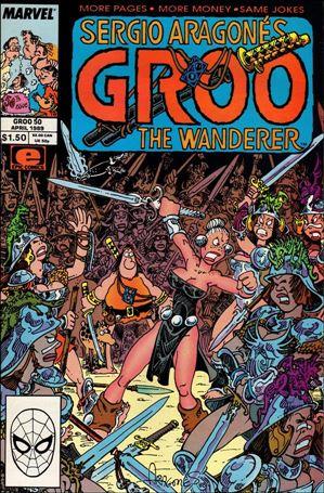 Sergio Aragones Groo the Wanderer 50-A