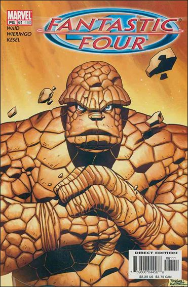 Fantastic Four (1998) 61-A by Marvel
