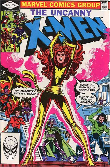 Uncanny X-Men (1981) 157-A by Marvel