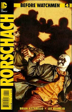 Before Watchmen: Rorschach 4-A by DC