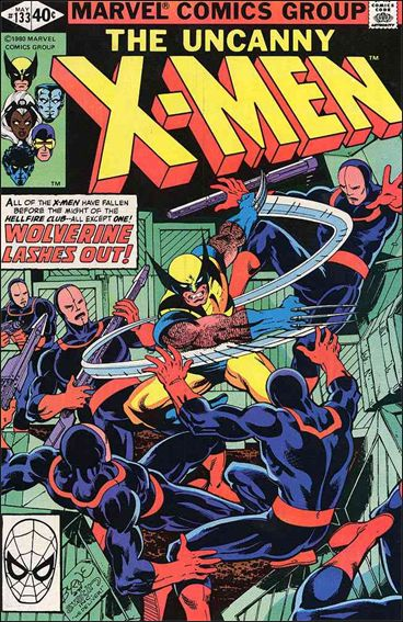 X-Men (1963) 133-A by Marvel