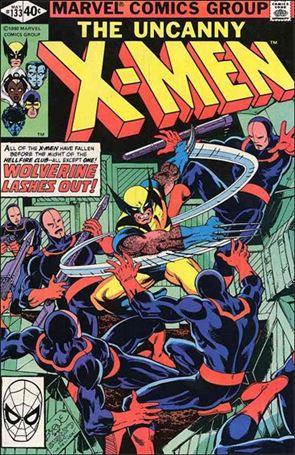 X-Men (1963) 133-A