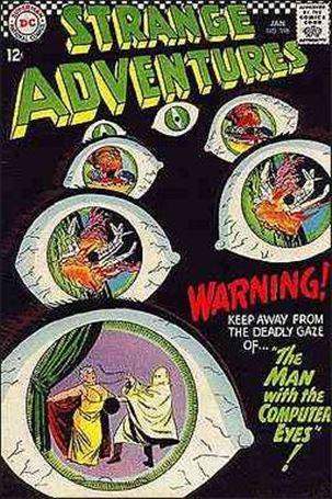 Strange Adventures (1950) 196-A
