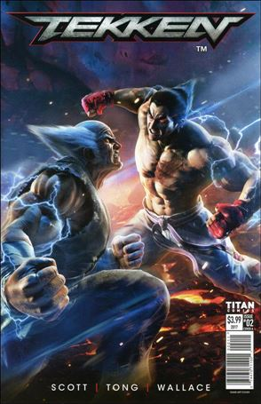 Tekken: Blood Feud 2-A