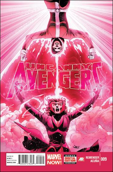 Uncanny Avengers (2012) 9-A by Marvel