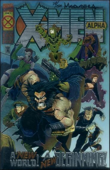 X-Men Alpha 1-E by Marvel