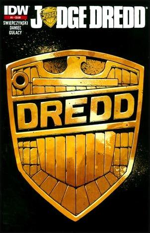 Judge Dredd (2012) 1-M by IDW
