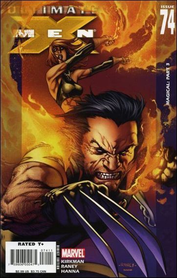 Ultimate X-Men (2000) 74-A by Marvel